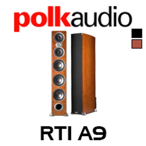 Polk Audio RTI A9 Floorstanding Speakers (Pair)