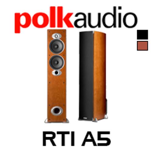 Polk Audio RTI A5 Floorstanding Speakers (Pair)