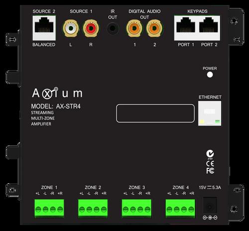 Axium AX-Mini4 Amplifier Multiroom Music Streaming Mini Package