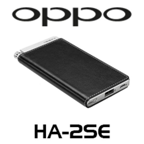 OPPO HA-2SE Portable Headphone Amplifier & DAC