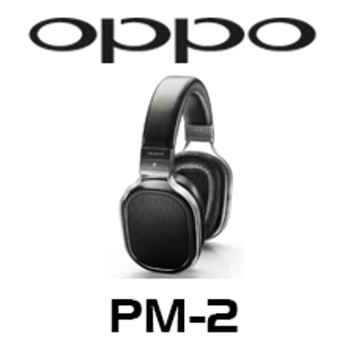 Oppo PM-2 Planar Magnetic Over-Ear Headphones