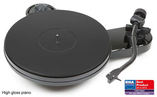 Pro-Ject RPM 3 Carbon Inc. Ortofon 2M Silver