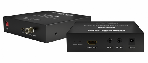 WyreStorm Express HDMI Over Coax with 2-Way IR - Up to 50m