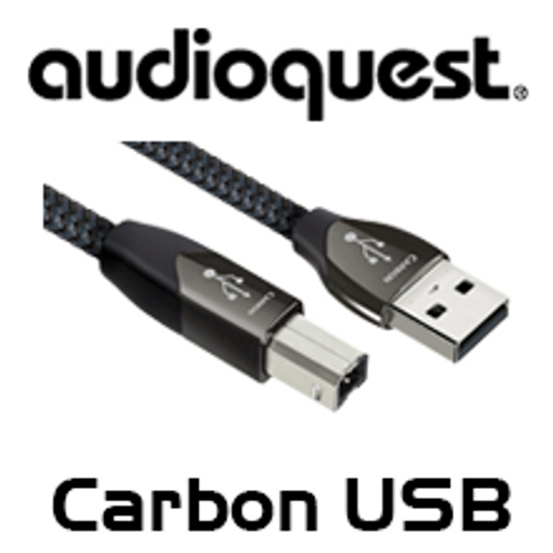 AudioQuest Carbon USB A to USB B Cable