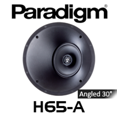 """Paradigm CI Home H65-A 6.5"""" 30°-Angled In-Ceiling Speaker (Each)"""