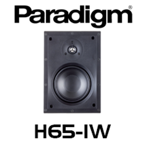 """Paradigm CI Home H65-IW 6.5"""" 2-Way In-Wall Speaker (Each)"""