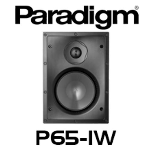 "Paradigm CI Pro P65-IW 6.5"" 2-Way In-Wall Speaker"