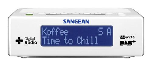 Sangean DAB+ / FM-RDS Digital Clock Radio
