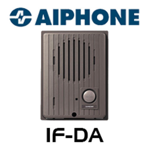 Aiphone IF-DA Audio Only Door Station