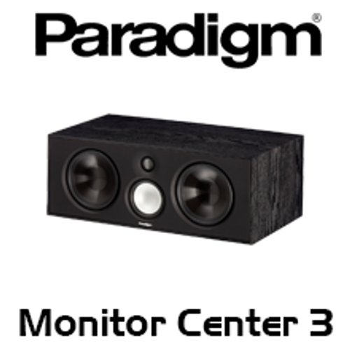 Paradigm Monitor Center 3 3-Way Centre Channel Speaker