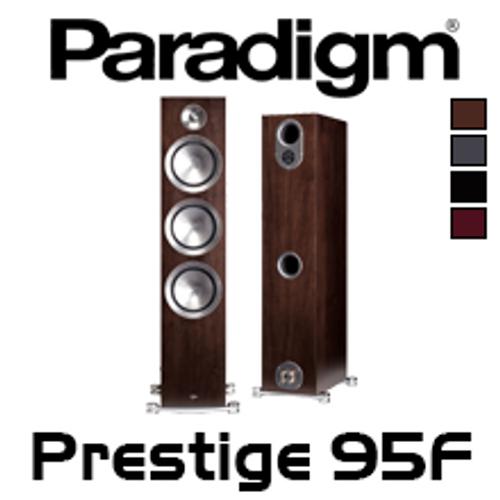 """Paradigm Prestige 95F Dual 8"""" 2.5-Way Floorstanding Speakers (Pair)"""