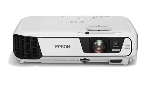 Epson EB-X36 3600 Lumens XGA 3LCD Portable Multimedia Projector