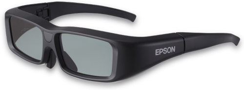 Epson ELPGS01 Active 3D Glasses (IR)