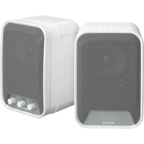 Epson ELP-SP02 Active Projector Speakers (Pair)