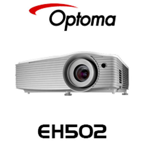 Optoma EH502 1080p 5000 Lumens DLP Multimedia Projector