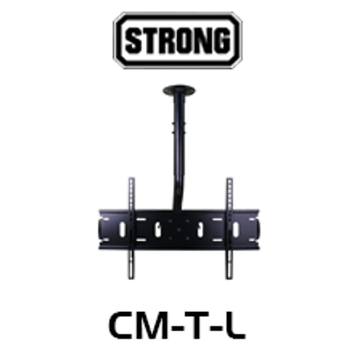 """Strong Large Ceiling Mount for 36"""" - 80"""" Flat Panel TVs"""