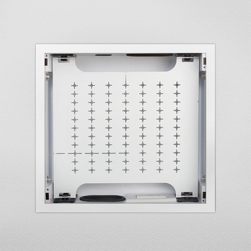 """Strong 14"""" x 14"""" VersaBox Recessed Dual Layer Flat Panel Solution"""