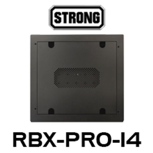"""Strong 14"""" x 14"""" VersaBox Pro Recessed Dual Layer Flat Panel Solution"""