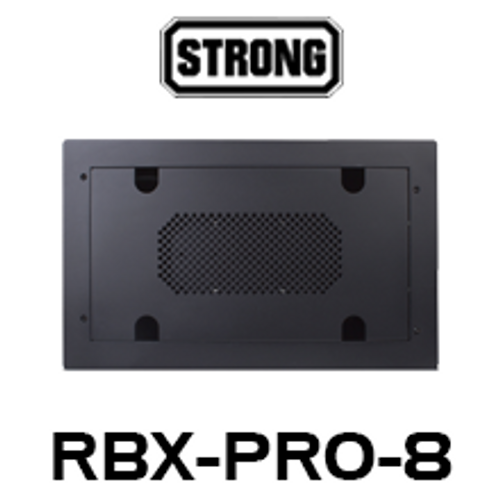 """Strong 8"""" x 14"""" VersaBox Pro Recessed Dual Layer Flat Panel Solution"""