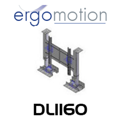 Ergomotion Motiontv DL1160 Electric TV Lift For Up to 950mm Height TVs