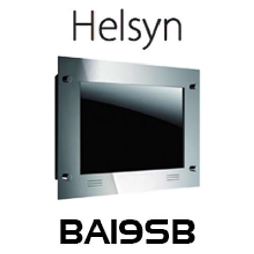 "Helsyn 19"" IPX5 Waterproof Widescreen LED TV"