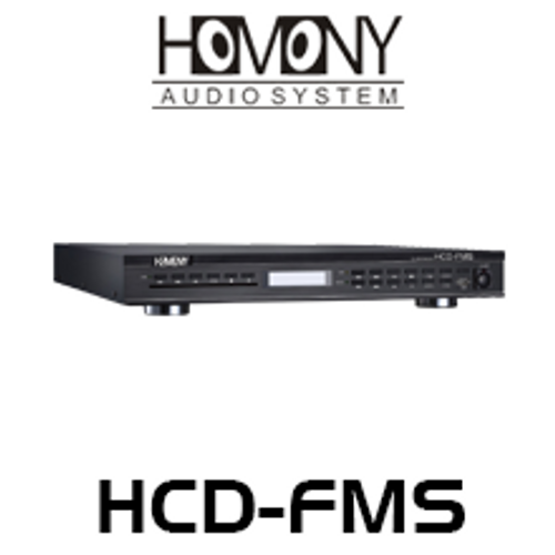 Homony HCD-FMS Multi Source Device (DVD / FM Tuner / MP3 Player)