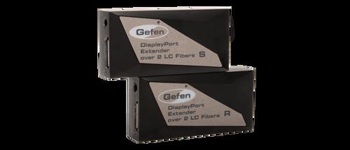 Gefen DisplayPort Extender Over Fiber Optic Cable - Up to 300m
