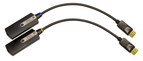 Gefen DisplayPort Fiber Optic Pigtail Module - Extends Up to 300m