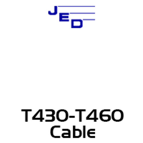 JED T430 / T440 / T460 Firmware Reprogramming Cable