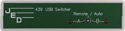 JED 439 2-Channel USB Switcher