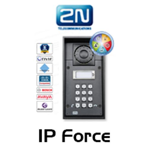 2N Helios IP Force Door Intercom Without Camera