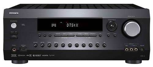 Integra DRX-4 7.2-Ch THX, DTS:X & Dolby Atmos Network AV Receiver