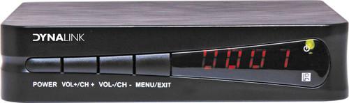 Dynalink Compact High Definition DVB-T 12V Set Top Box