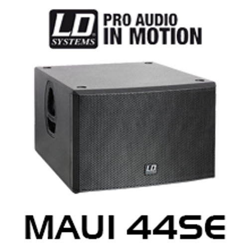 LD Systems MAUI44SE Subwoofer Extension For MAUI44 Systems