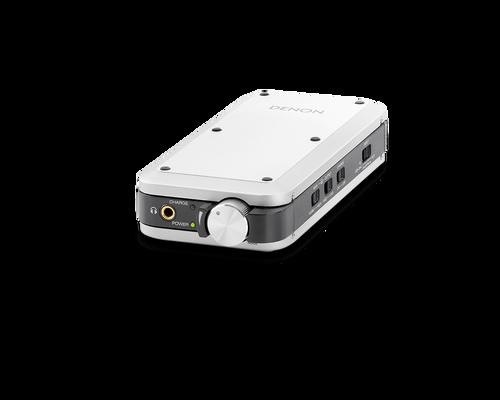 Denon DA-10 Portable Headphone Amplifier with USB-DAC