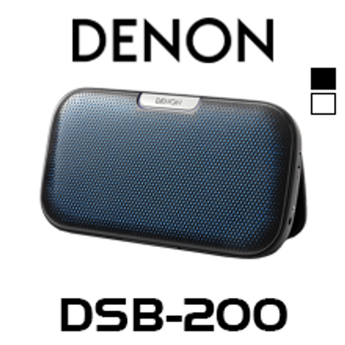 Denon DSB200 Envaya Portable Bluetooth Speaker