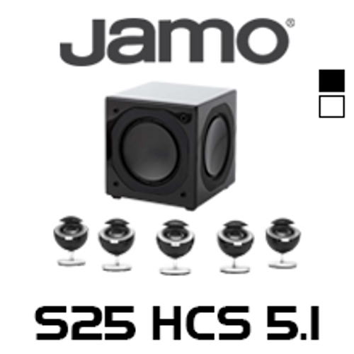 Jamo 360 S25 5.1 HCS Home Cinema System