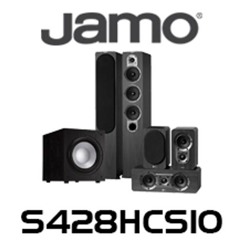 Jamo S428 HCS10 5.1 Home Cinema System