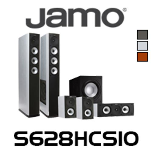 Jamo S628 HCS10 5.1 Home Cinema System