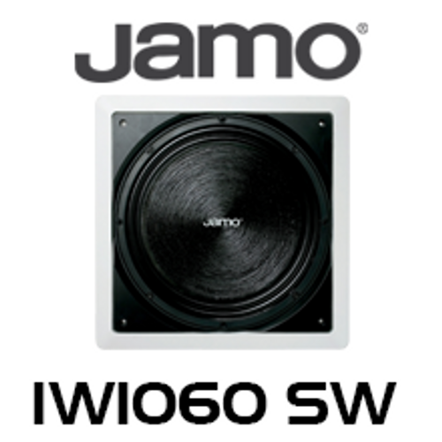 "Jamo W1060SW 10"" Passive In-Wall Subwoofer"