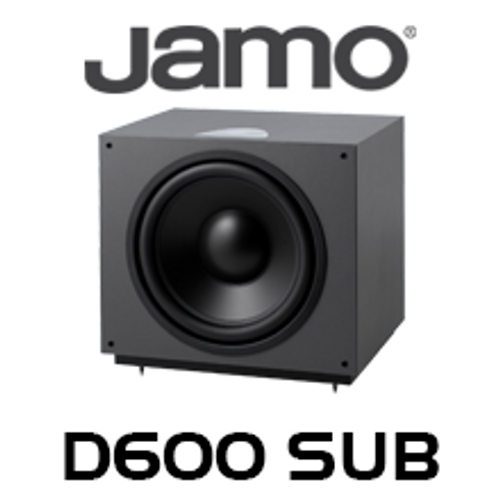 "Jamo D600 SUB 15"" 800W THX Ultra2 Active Subwoofer"