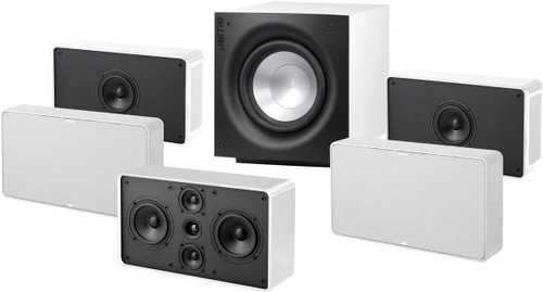 Jamo D500 5.1 THX Home Theatre System