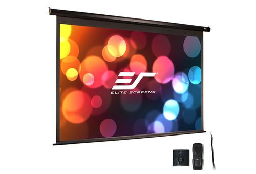"Elite Screens Spectrum AcousticPro 1080P2/UHD Motorised Projection Screens (100"" & 125"")"