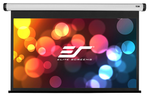 "Elite Screens Home2 Premium MaxWhite FG Motorised Projection Screens (75"" & 100"")"
