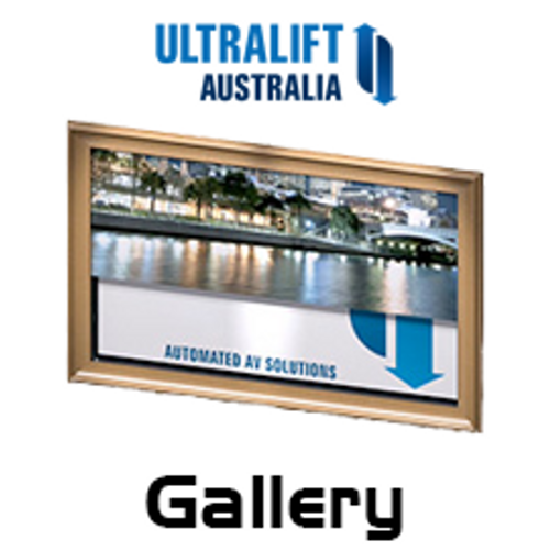 Ultralift Gallery Series Rolling Art System
