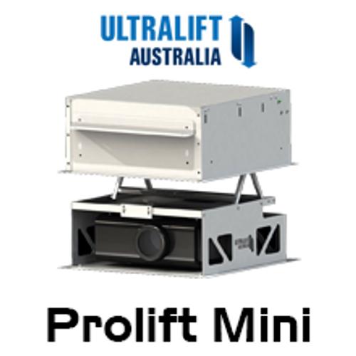 Ultralift Prolift Mini Motorised Universal Projector Lift