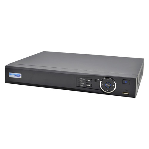SecurView 4 Channel Professional 1080p HDCVI Digital Video Recorder