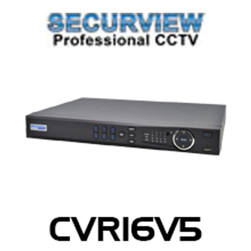 SecurView 16 Channel Professional 1080p HDCVI Digital Video Recorder