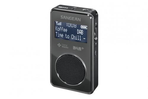Sangean DPR-35 Pocket Digital Radio