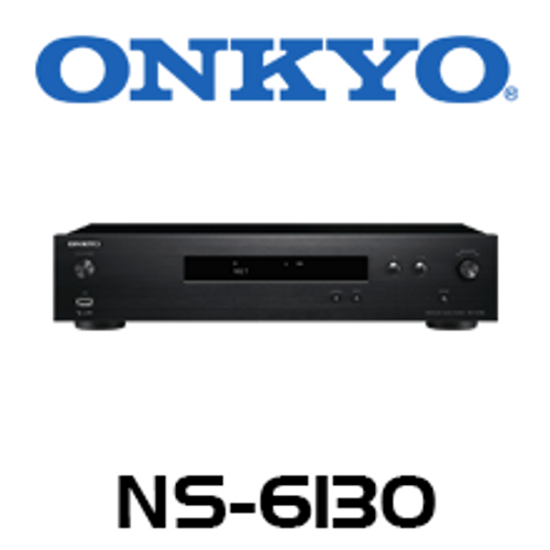 Onkyo NS-6130 Hi-Res Network Audio Player